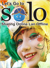 SOLO: Sharing Online Lan Offline